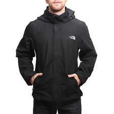 The North Face Men's Sangro Jacket Black/TNF Black Large NEW