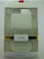 "BRAND NEW CASE MATE REFINED PROTECTION GLAM CASE FOR iPHONE 6 4.7"" CHAMPAGNE"