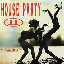 House Party 02-The Ultimate Megamix (1992) TCM, 2 Unlimited, Prodigy, Wes.. [CD]