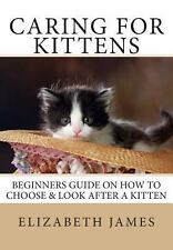 Caring for Kittens : Beginners Guide on How to Look after a Kitten by...