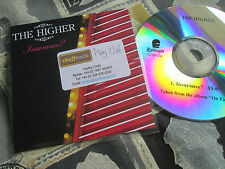 The Higher ‎– Insurance? Label: Epitaph ‎– 1296-2a PROMO UK CDr Single