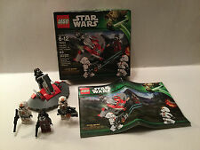 LEGO Star Wars Republic Troopers Vs Sith Troopers 75001 Complete with Box 2013