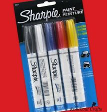 Sharpie Fine Point Water-Based Paint Markers 5 Count 36671 ~ KNOCKOUT CRAFTS