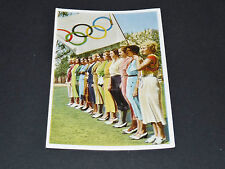 LOS ANGELES 1932 J.O. OLYMPIC GAMES OLYMPIA CEREMONIE JEUX OLYMPIQUES