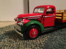 1941 Chevy Stake Truck Diecast Scale 1:32