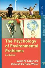 The Psychology of Environmental Problems, 3rd Edition