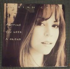 "VERY RARE SEALED MARIAH CAREY ANYTIME YOU NEED A FRIEND 1994 12""VINYL RECORD LP"