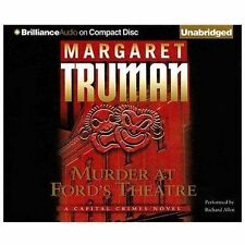 Murder at Ford's Theatre Capital Crimes Series)