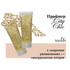 TianDe City Chic Face gel primer, Extends the Life of Your Makeup, 40 g.