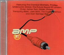 MTV's AMP cd - Chemical Brothers, Prodigy, Orbital, Underworld, Aphex twins
