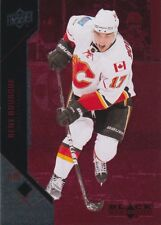 11-12 Black Diamond RUBY xx/100 Made! Rene BOURQUE #4 - Flames