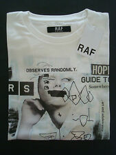 BNWT RAF SIMONS Print T-Shirt - Medium - Outstanding