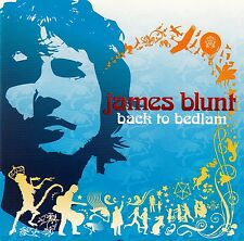 JAMES BLUNT - BACK TO BEDLAM / CD - TOP-ZUSTAND
