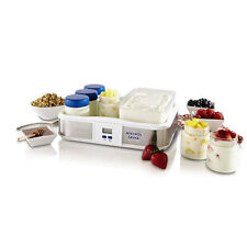Oster CKSTYM1012 Mykonos Greek Digital Yogurt Maker 6 Jar 2-Quart