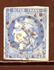 FRANCE 46B ob GC 264 AVRANCHES, MANCHE, cote 25€, TB, prix intéressant