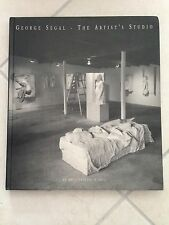 GEORGE SEGAL - the artist's studio De Luca MARCO 2002