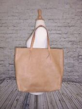 $193 MADEWELL BY J CREW THE TRANSPORT TOTE TASSEL-TIE EDITION BAG NWT #E9359