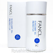 FANCL SUNGUARD 50+ Protect UV Sunscreen 60mL SPF50+ PA++++