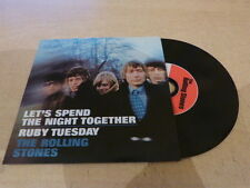 THE ROLLING STONES - LETS SPEND THE NIGHT  -  RARE EURO ONLY CD CARDSLEEVE !!!!!