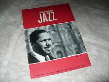 RIVISTA MUSICA JAZZ N.5 (207) 1964 JOHN LEWIS JOHNNY HODGES LEADBELLY E.VOLONTE'
