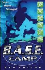 B.A.S.E. Camp by Rob Childs (Paperback, 2008)