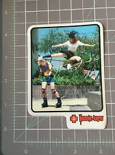 Vintage Hook-Ups Skateboards Sticker Blader Kick
