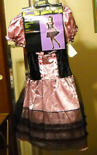 WICKED BO PEEP SEXY HALLOWEEN COSTUME DRESS GOWN ADULT SIZE TOTALLY GHOUL
