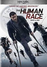 Human Race DVD, Brianna Lauren Jackson, T. Arthur Cottam, Trista Robinson, Eddie