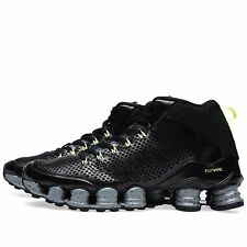 8b061d1d6f5 ... Nike Shox NZ TLX MID SP Mens Sz 10.5 677737-007 Black