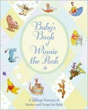 Baby's Book of Winnie the Pooh: A Disney Treasury of Stories and Songs for Baby