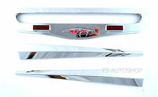CHROME REAR ACCENT BRAKE TAILGATE COVER FIT TOYOTA HILUX REVO SR5 M70 M80 15-ON