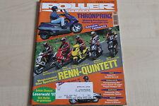 163707) Honda Foresight 250 - Gilera Runner 50 - Roller Spezial 05/1997