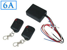 Wireless Remote Control On/Off LED/Neon Controller 12V DC (2 Remotes)