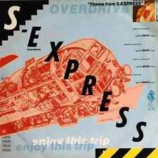 "S'EXPRESS - Theme From S-Express (12"") (VG/G+)"
