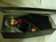 HALLOWEEN ANIMATED DRACULA IN COFFIN LIGHT / MOTION / SOUND FREE SHIPPING