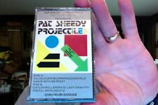 Pat Sheedy- Projectiles- new/sealed cassette tape- rare?