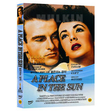 A Place In The Sun (1951) DVD - Elizabeth Taylor (*New *Sealed *All Region)
