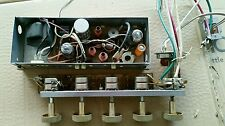 Vintage General Electric Tube Stereo Amplifier Amp 12au7 GE Guitar