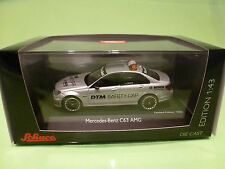 SCHUCO  1:43 MERCEDES C63 AMG - DTM SAFETY CAR 2011   - GOOD CONDITION IN BOX