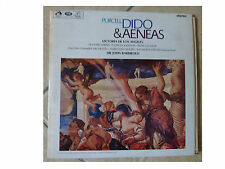 EMI SAN 169 * PURCELL * DIDO AND AENEAS * VINYL LP + LIBRETTO