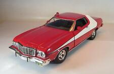 ERTL 1/18 Ford Gran Torino (1976) Starsky & Hutch TV & Cinema culto #2180