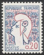 "France 1961 ""Marianne""/Animation/Art/Jean Cocteau/Definitives 1v (n45558)"