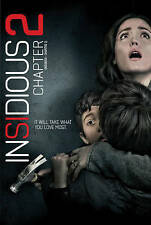 Insidious: Chapter 2 (DVD, 2013, Canadian) DISC IS MINT