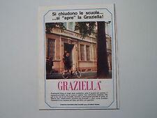 advertising Pubblicità 1966 BICICLETTA GRAZIELLA CARNIELLI