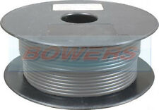 50M METRE ROLL/REEL SLATE SINGLE CORE CABLE/WIRE 8.75AMP 14 STRAND 1mm 1.00mm²