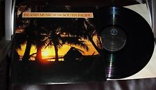 ISLAND MUSIC OF SOUTH PACIFIC Nonesuch NM Fiji Cook Tonga Tahiti Solomon Samoa
