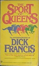 DICK FRANCIS AUTOBIOGRAPHY, 1986 BOOK (CHAMPION JOCKEY TO BEST-SELLING AUTHOR