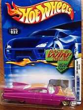 HOT WHEELS 2001 FIRST EDITIONS SERIES CUSTOM '59 CADILLAC Purple