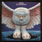 "RUSH AUFBÜGLER / EMBROIDERY PATCH # 11 ""FLY BY NIGHT"" - AUFNÄHER"