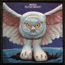 "RUSH aufbügler/Embroidery Patch # 11 ""FLY by Night"" - ricamate"